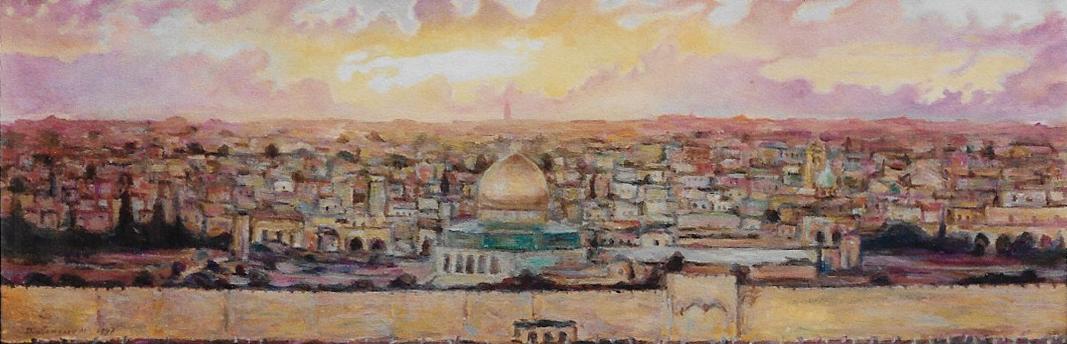 כיפת הזהב - ירושלים