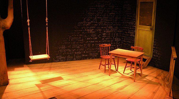 תפאורות לתיאטרון של פורמולה מתמטית